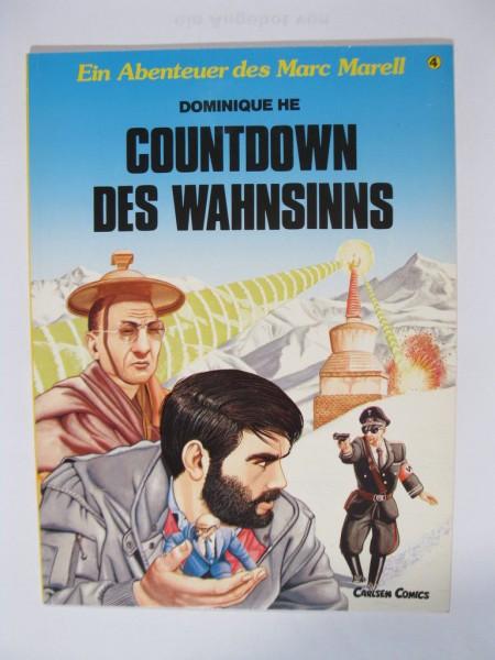 Abenteuer des Marc Marell Nr. 4 Carlsen Comic im Zustand (1) 79371