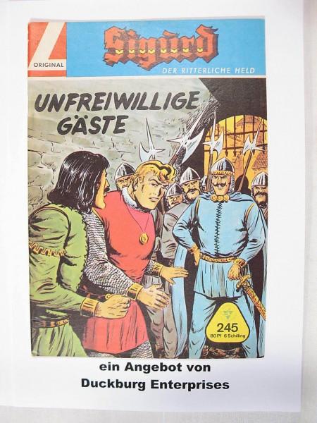 Sigurd Gb Nr. 245 Lehning Wäscher in Z(1-2) 41152