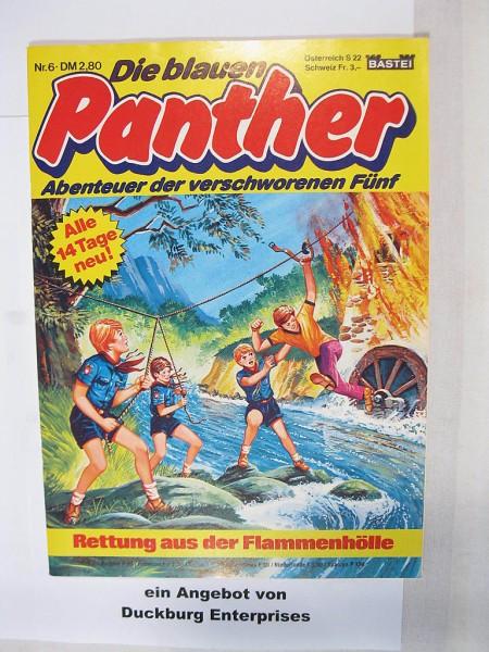 Blauen Panther Nr. 6 Bastei Verlag im Zustand (1) 45422