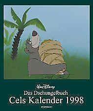 Cels Kalender 1998 Dschungelbuch