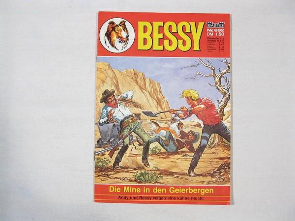 Bessy Comic-Heft Nr.692 (Bastei Verlag) 19816