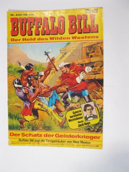 Buffalo Bill Nr. 439 Bastei Verlag im Zustand (2). 91357
