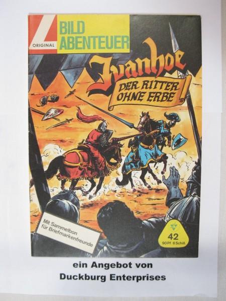 Bild Abenteuer Nr. 42 Ivanhoe Lehning Verlag im Zustand (1-2) 46898