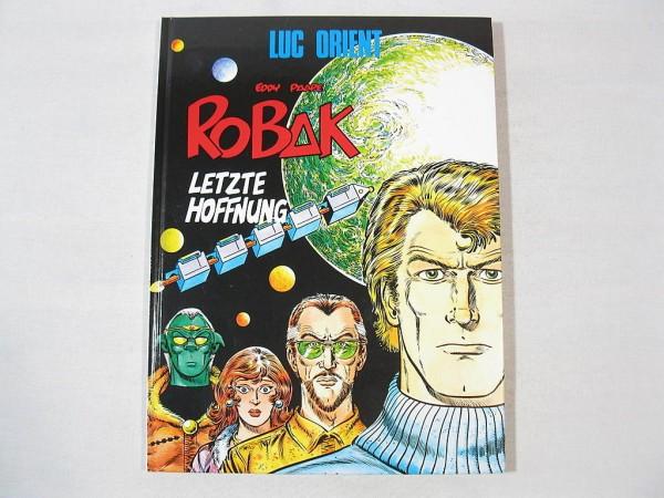 Luc Orient: Robak Hethke Hardcover Comic 37791