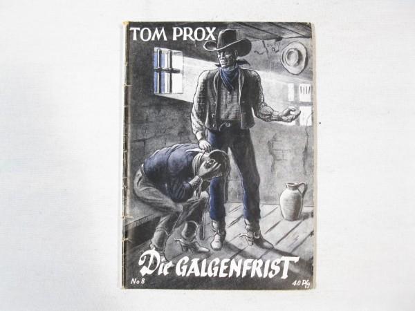 Tom PROX Heft Nr. 8 Uta-Verlag 34202
