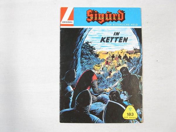 Sigurd Gb Nr. 183 Lehning Wäscher in Z(1-2) 30605