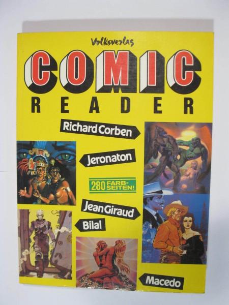 Comic Reader Volksverlag 1981 im Z (1) 53735