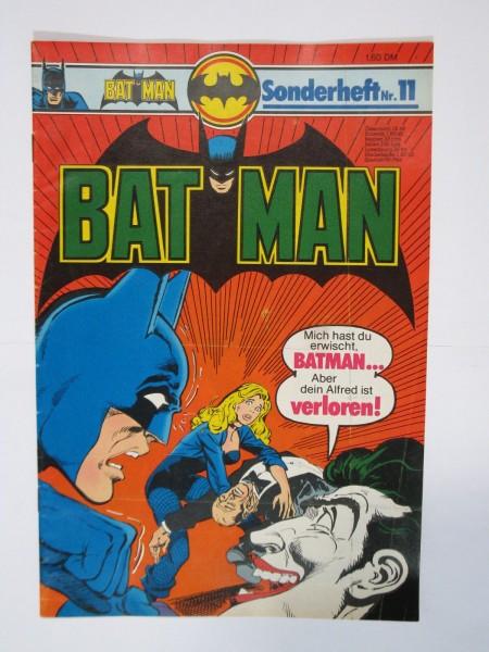Batman Sonderheft Nr. 11 Ehapa im Zustand (1-2). 66377