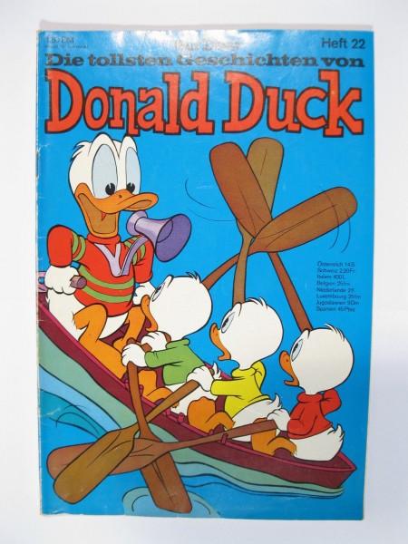 tollste Geschichten Donald Duck 22 Ehapa Verlag im Zustand (2) 51353