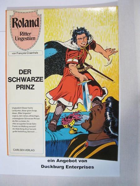 Roland Nr. 1 Carlsen Comic 1.Auflage 28472