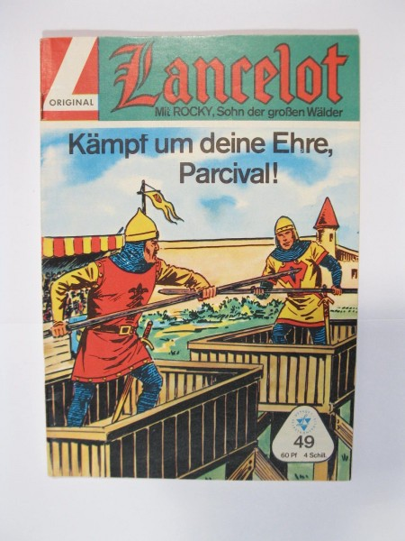 Lancelot Nr. 49 Lehning Verlag im Zustand (1-2) 51466