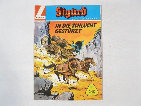Sigurd Gb Nr. 240 Lehning Wäscher in Z(1-2) 37800