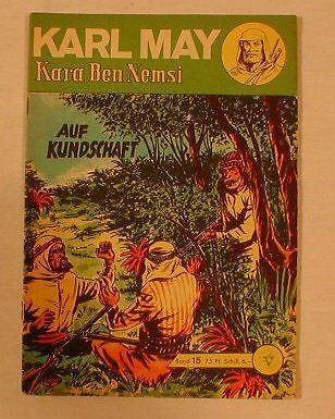 Karl May 15 (Lehning Verlag 1963) 11579
