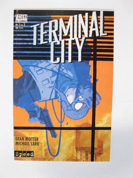 Terminal City 1 Comic Tilsner / Speed Verlag 99053