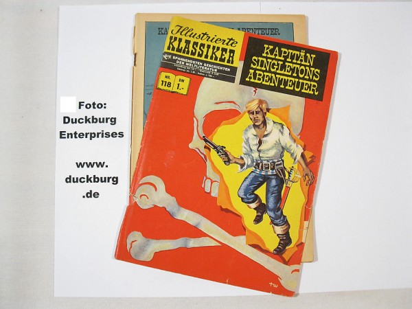 Illustrierte Klassiker 118 (BSV Verlag) 39727