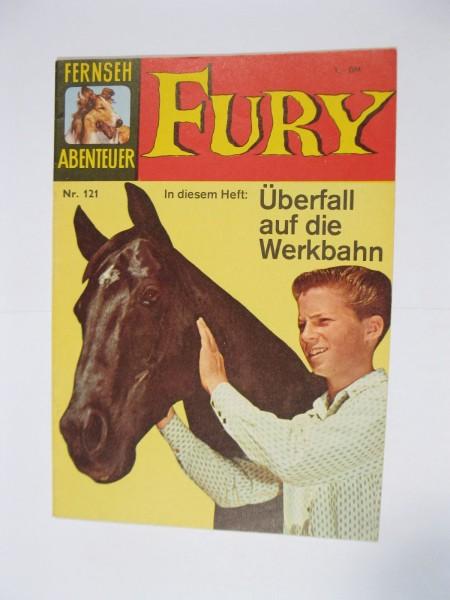 Fernsehabenteuer Fury Nr.121 Tessloff Vlg. im Z (1). 93437