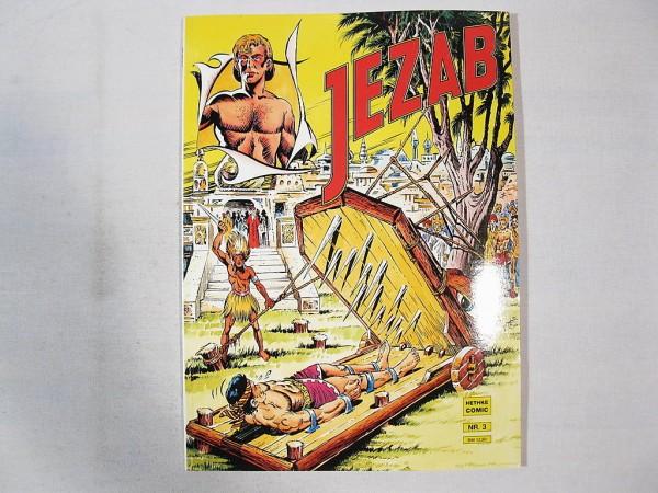 Jezab Nr. 3 Comic Hethke Verlag 24628