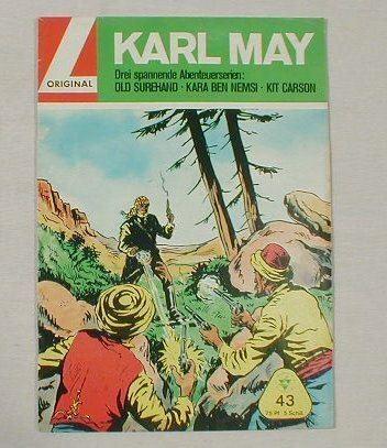 Karl May 43 (Lehning Verlag 1963) 11607