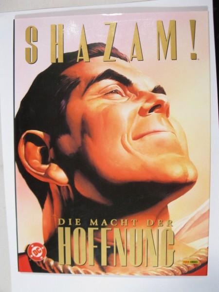 Shazam - Macht der Hoffnung Hardcover mit Schutzumschlag Panini 2001 76279