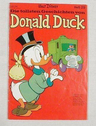 Tollsten Geschichten Donald Duck 29 (Ehapa) 6996
