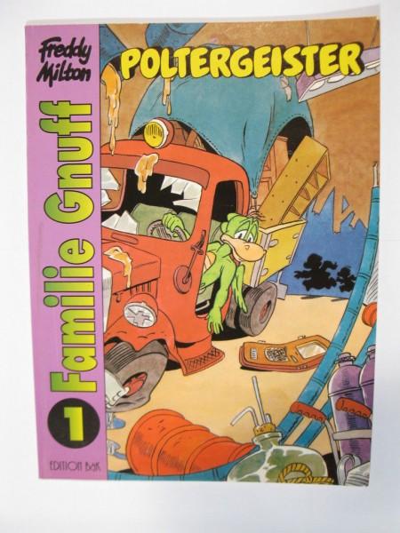 Familie Gnuff Nr. 1 Comic v. Freddy Milton 99715