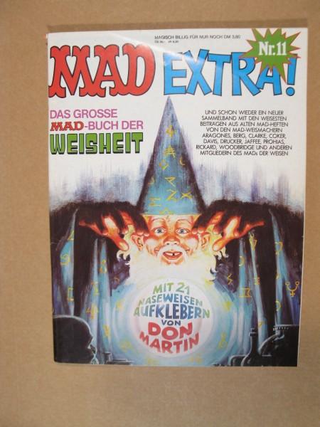 MAD Extra Nr. 11 im Zustand (1-2 + Beilage). 61687