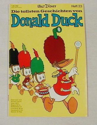 Tollste Geschichten Donald Duck 23 (Ehapa) 15866