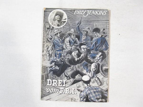 Billy JENKINS Heft Nr. 52 Uta-Verlag 34158