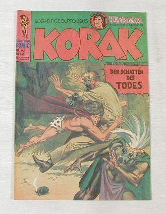 Korak, Tarzan Sohn Nr. 92 (BSV Verlag ab 1967) 5979