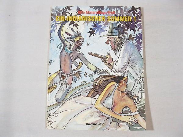 Indianischer Sommer Nr.1 Carlsen Comic Manara 25930