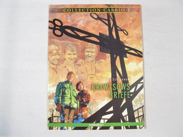 Collection Cabrio Nr. 2 Comic Plus Verlag 25580