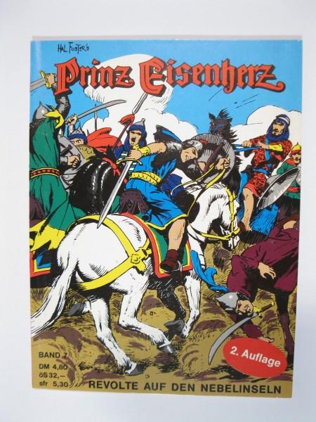 Prinz Eisenherz Nr. 7 Pollischanski Verlag 2. Auflage 50968