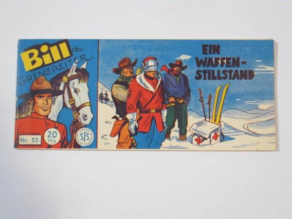 BILL der Grenzreiter Nr. 53 Lehning Piccolo im Zustand (0-1) 52728