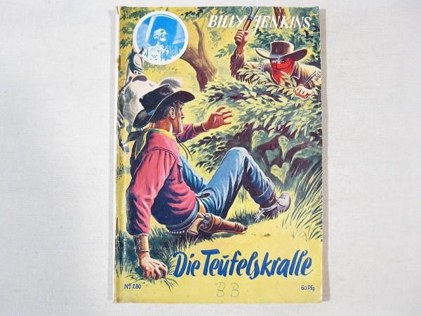 Billy JENKINS Heft Nr. 280 Uta-Verlag 37619