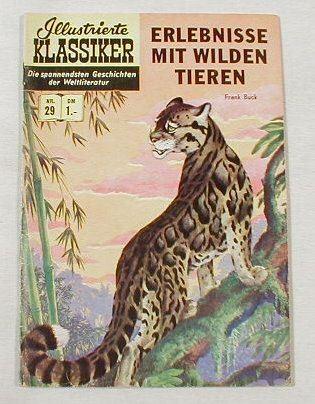 Illustrierte Klassiker 29 (BSV Verlag ab 1956) 7996