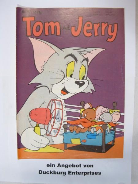 Tom und Jerry Nr. 217 Tessloff Verlag im Zustand (2) 47158