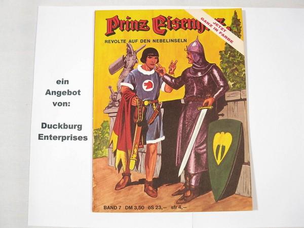 Prinz Eisenherz Nr. 7 Pollischansky Verlag 1. Auflage 26678