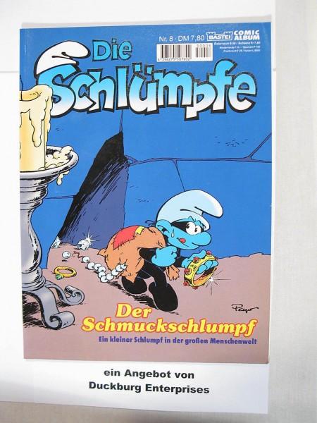 Schlümpfe Bastei Album Nr. 8 28510