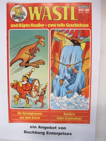 Wastl Nr. 144 Bastei Verlag im Zustand (1-2) 49183
