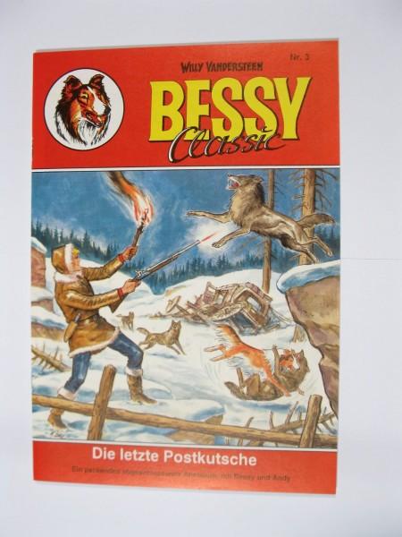 Bessy Classic Nr. 3 Hethke Verlag im Zustand (0-1). 96307