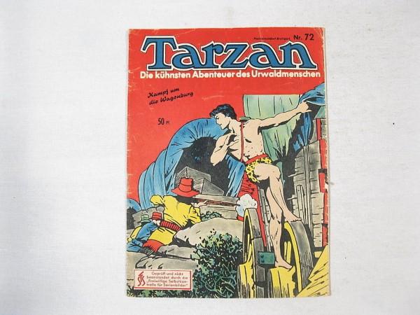 Tarzan Großband Nr. 72 Mondial Verlag 33407