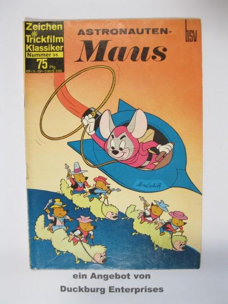 Zeichentrickfilm Klassiker Nr. 35 BSV Verlag im Zustand (2-3) 50328