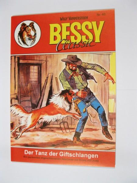 Bessy Classic Nr. 40 Hethke Verlag im Zustand (0-1). 96319