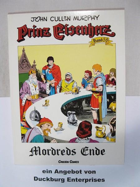 Prinz Eisenherz Nr. 58 Carlsen Comics Erstauflage im Zustand (1) 45147
