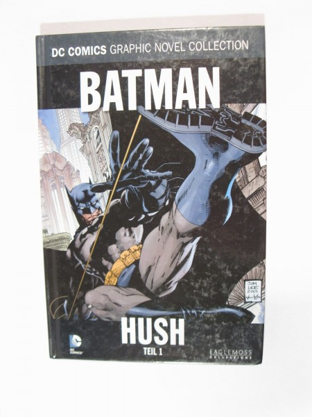 DC Graphic Collection Nr. 1 Batman im Z (1) Hachette HC 85277