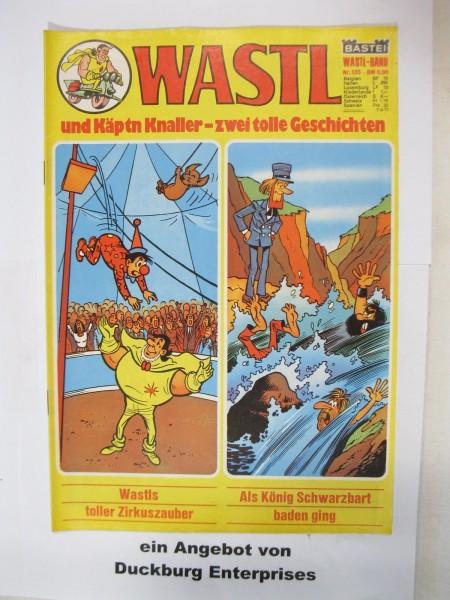 Wastl Nr. 135 Bastei Verlag im Zustand (1-2) 49174