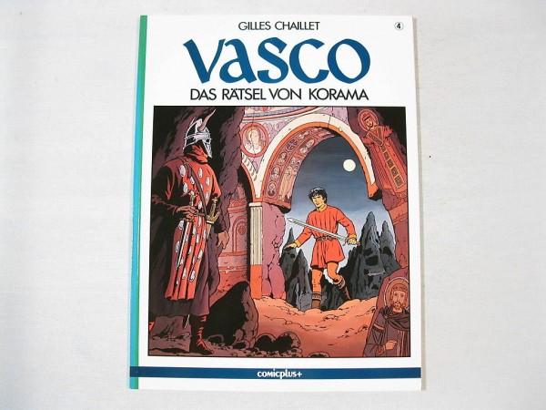 VASCO Nr. 4 Comic Plus Verlag 25576