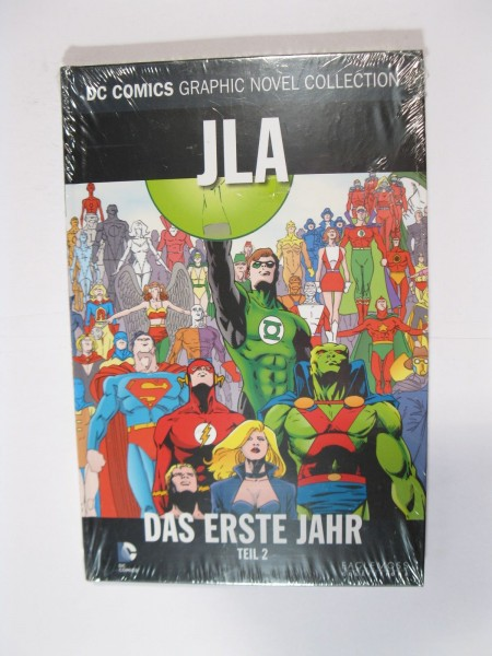 DC Graphic Collection Nr. 11 JLA im Z (0-1) Hachette HC 85269