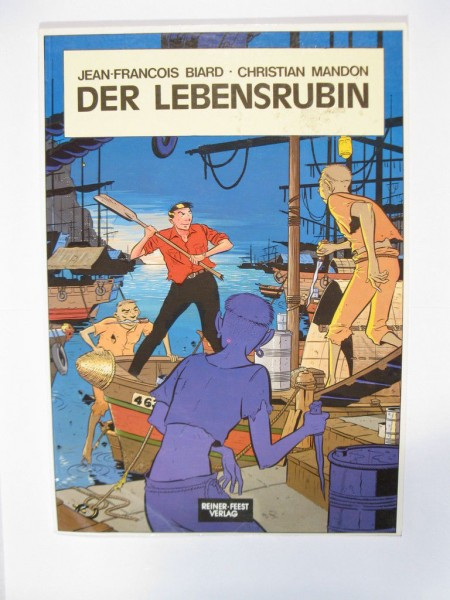 Lebensrubin im Zustand (2) Feest Comic 99925+