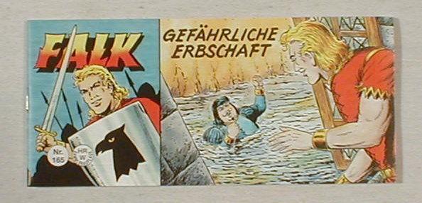 Falk Piccolo Nr. 165 Hethke Nachdruck v.Lehning 24262+